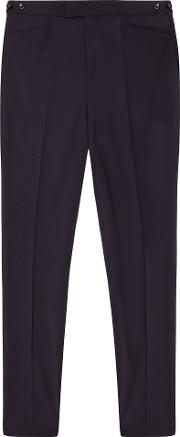 Believer Wool Blend Modern Fit Trousers