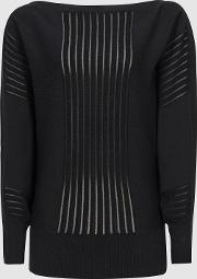 Beth Sheer Detailed Jumper