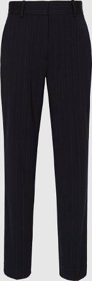 Bree Trouser Pinstripe Tailored Trousers