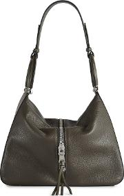 Broadwick Leather Shoulder Bag