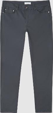 Canterbury Five Pocket Slim Fit Trousers