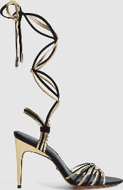Cassidy Strappy High Heeled Sandals
