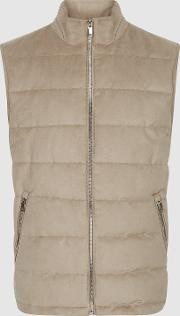 Craig Hybrid Quilted Gilet