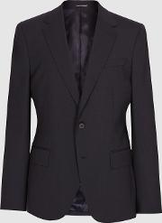 Faculty Wool Blend Slim Fit Blazer