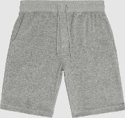 Finley Towelling Shorts