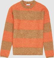 Frazer Color Block Striped Jumper