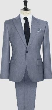 Friulano Wool Modern Fit Two Piece Suit