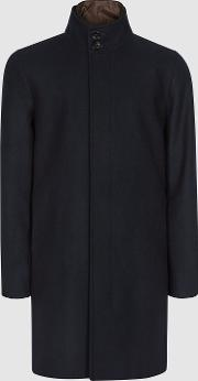 Hawnby Overcoat With Removable Insert
