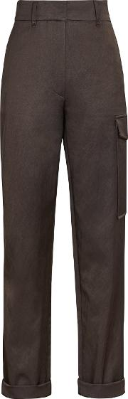 Hero Straight Fit Cargo Trousers