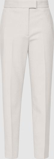 Honour Trouser Twill Weave Cropped Trousers