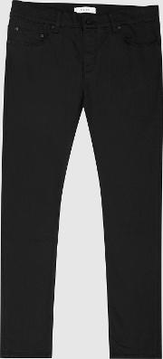 Jet Stay Black Slim Fit Jeans