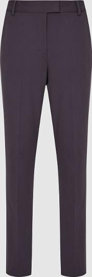 Joanne Cropped Tailored Trousers