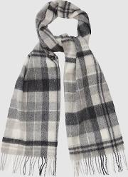 Johnson Checked Scarf
