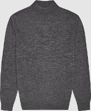 Kelby Merino Wool Turtleneck