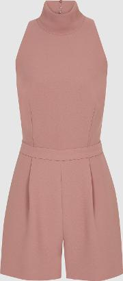 Lucille Open Back Playsuit
