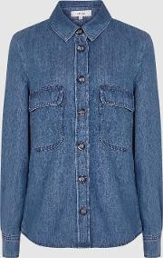 Mabel Denim Shirt