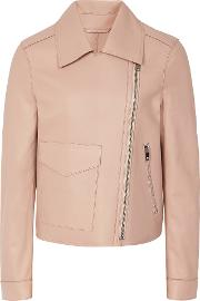 Margo Bonded Leather Jacket