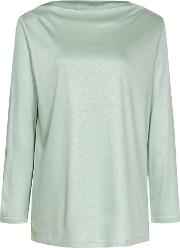 Marilyn Straight Neck Top