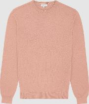 Maurice Cotton Crew Neck Jumper