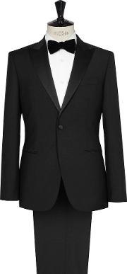 Mayfair Modern Fit Peak Lapel Tuxedo
