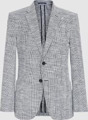 Ment Modern Fit Single Breasted Blazer