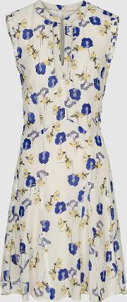 Mika Floral Printed Day Dress