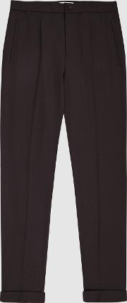 Nakata Pleat Front Trousers