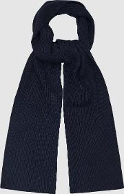 Rafferty Ribbed Knitted Scarf