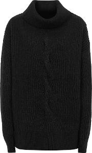 Monica Cable Knit Jumper
