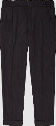 Runner Striped Casual Trousers
