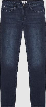 Stadium Slim Fit Jersey Stretch Jeans