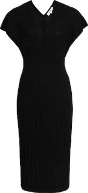 Talitha Ribbed Knitted Dress