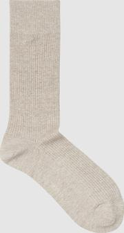 Timmy Ribbed Socks