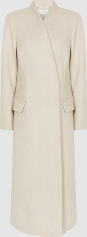 Willow Wool Blend Coat