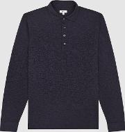 Zen Long Sleeved Polo