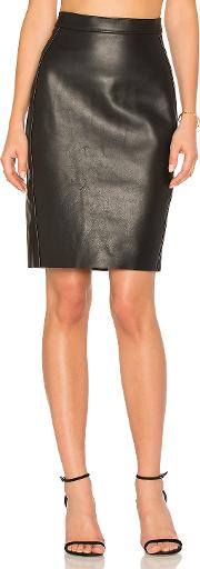 Honshu Leather Skirt