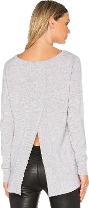 Y Back Sweater