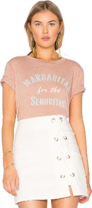 Beau Crew Margaritas For The Senoritas Tee
