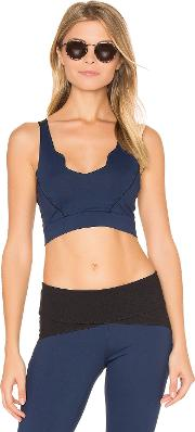 Into The Blue Sports Bra