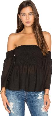 Plain And Simple Ruched Top