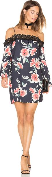 Whispering Floral Dress