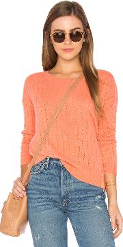 Open Stitched Sweater