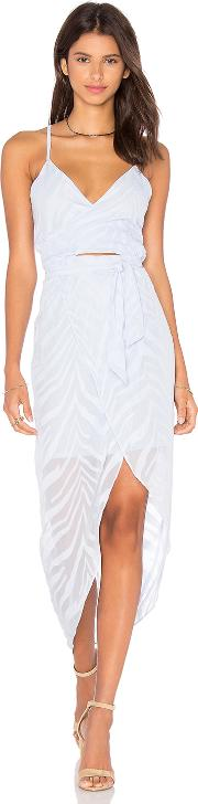 Change Of Thought Wrap Dress