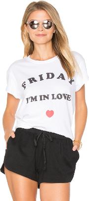 Friday Love Rolling Tee
