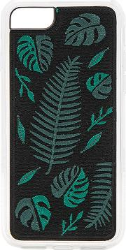 Fern Embroidered Iphone 67 Case