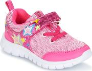 Running Girls's Shoes Trainers In Pink