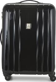 Aircraft Val Tr Slim 66 Cm Women's Hard Suitcase In Black