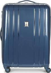 Aircraft Val Tr Slim 66 Cm Women's Hard Suitcase In Blue