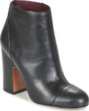 Dolls Cora Women's Low Ankle Boots In Black