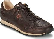 Cuneo Identity Homme Men's Shoes Trainers In Brown